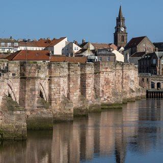 Image showing Latest on restoration of Berwick Old Bridge