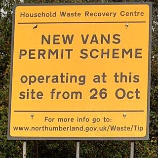Permit scheme reopening