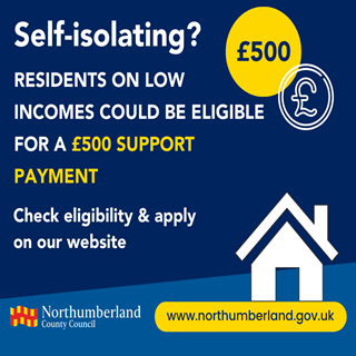 Photo of scheme advert