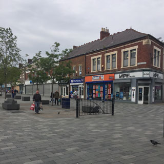 Image showing Blyth town centre set for multi-million pound transformation