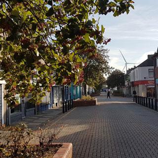 Bowes Street in Blyth