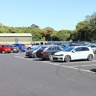 A carpark