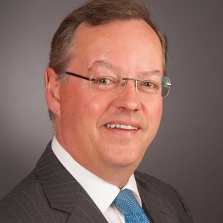 Cllr Peter Jackson, leader of council