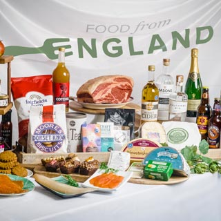 Food from England - Photo Steve Haywood