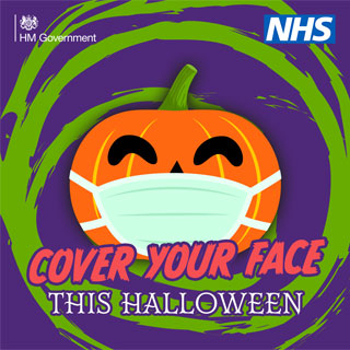 Image showing Families urged to enjoy a safe but spooky Halloween