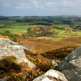 Northumberland National Park (c David Taylor)
