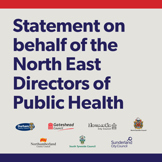 Statement from Directors of Public Health