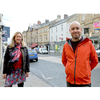 Image showing Team appointed to take Hexham High Streets Heritage Action Zone forward
