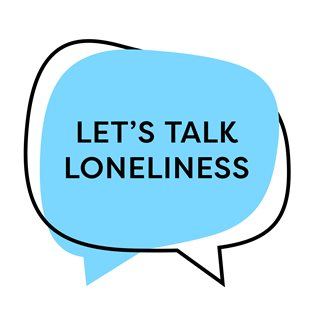 Let's Talk Loneliness logo