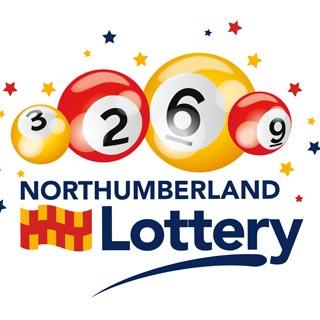 Northumberland Lottery logo