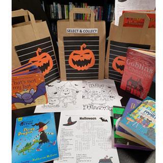 Spooky Halloween Bags