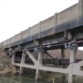 Lynemouth Road Bridge