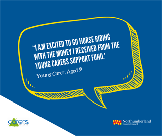 Young Carer quote