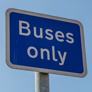Image showing Bus gate system