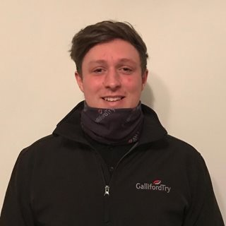 Dan Roberts, Trainee Graduate Apprentice