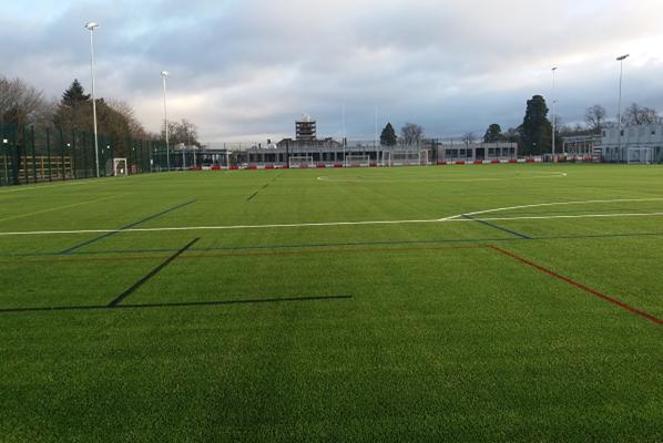 3G Pitch - Hexham schools project