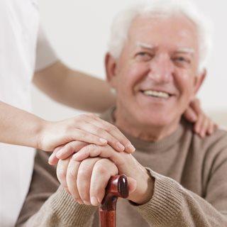 Adult Social Care - Elderly gentleman