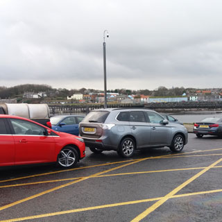 Image demonstrating New parking spaces coming to Berwick