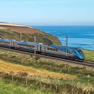 Image demonstrating Council welcomes new rail service for Northumberland