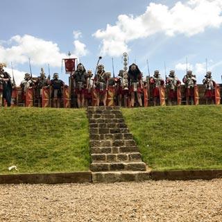 Ermine Street Guard Vindolanda