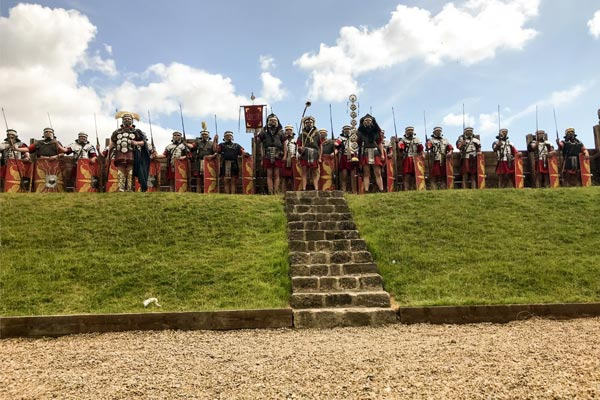 Ermine Street Guard at Vindolanda