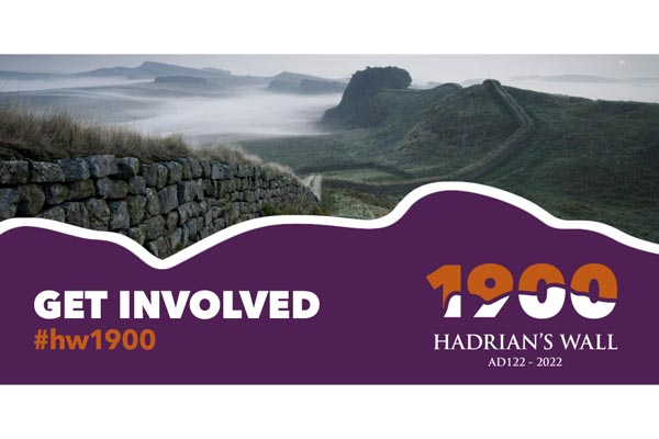 Hadrian's Wall 1900