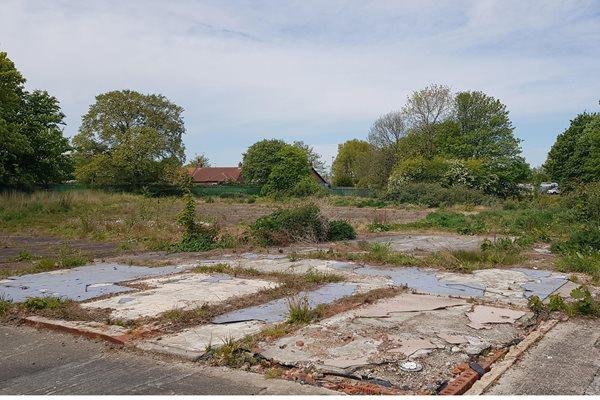 Former site in Blyth - Free School plans
