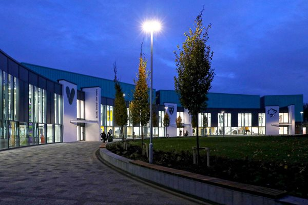 Ponteland schools and leisure project