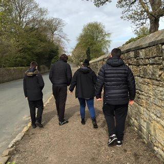 Barndale House School - Walking