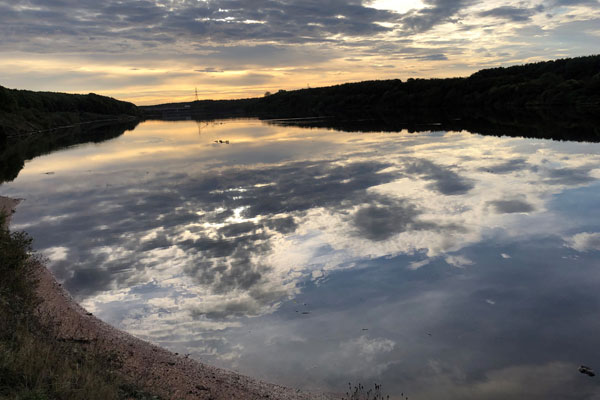 Image demonstrating River Wansbeck trial aims to improve water quality