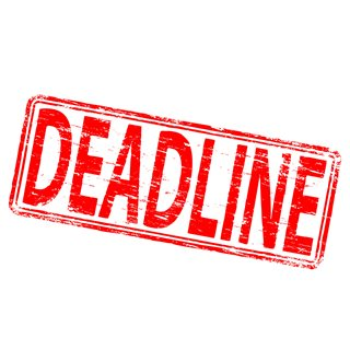 Image demonstrating Grant application deadlines approaching