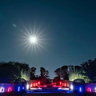 The Almwick Garden to be lit up as part of National Day of Reflection