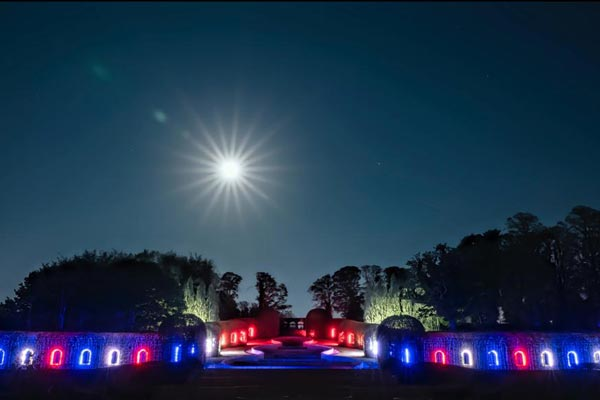 The Alnwick Garden to be lit up as part of National Day of Reflection