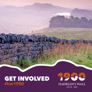 Hadrian's Wall 1900 c. Roger Clegg