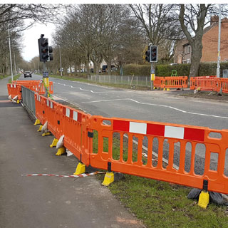 Image demonstrating New safety measures for Ashington roads