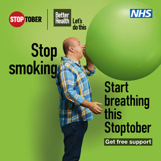 Image demonstrating Smokers urged to quit in Northumberland