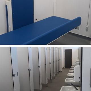 Seahouses public toilets