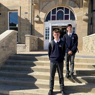 Students of Queen Elizabeth High School