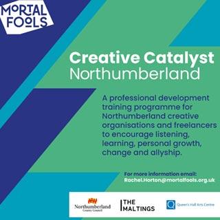 Creative Catalyst Northumberland