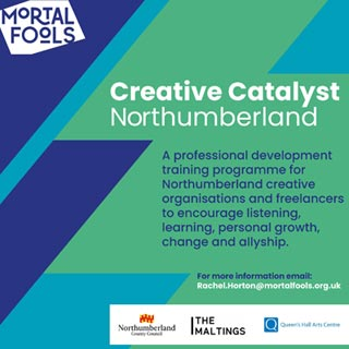 Creative Catalyst Northumberland