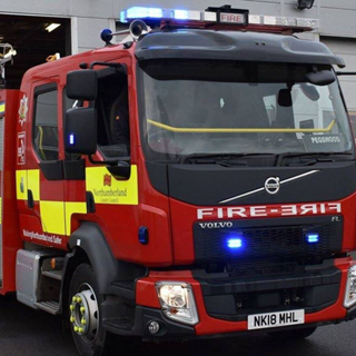 Picture of a fire engine