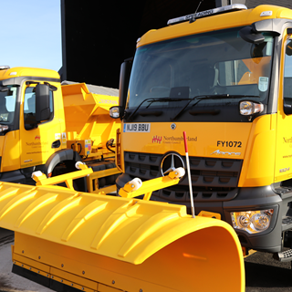 Photo of gritters