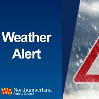 Weather alert image