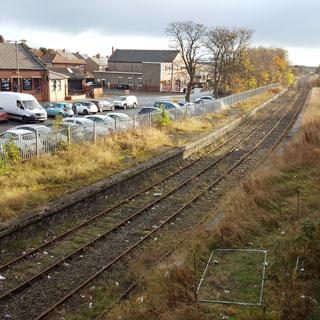 Image demonstrating Ashington's new railway station given green light