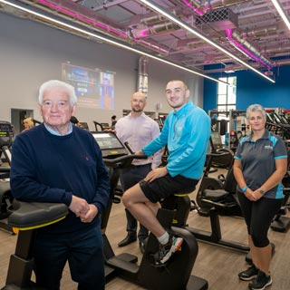 Image showing Blyth Sports Centre £5million transformation now complete