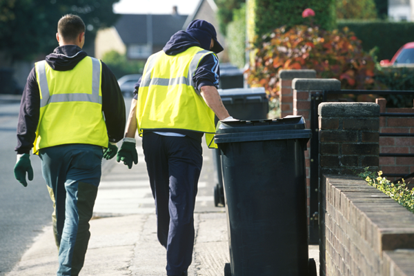 Bank Holiday bin collections