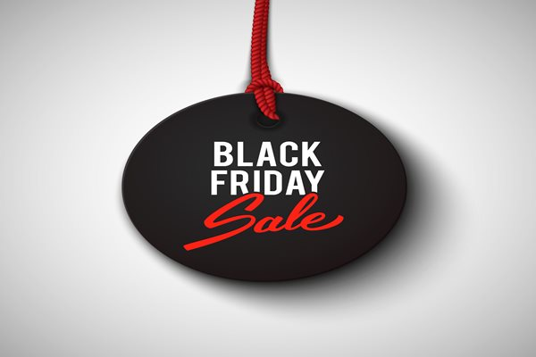 Image demonstrating Black Friday sales - Watch out for scams and be aware of your rights