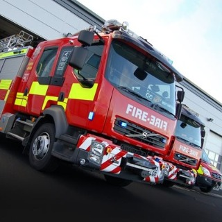 Image demonstrating Fire Service response to HMICFRS inspection