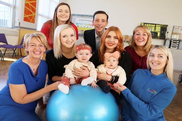Image demonstrating Active Northumberland wins funding for groundbreaking work to tackle postnatal depression