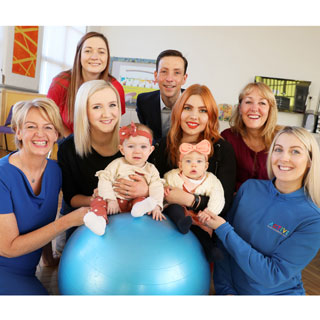 Image demonstrating Active Northumberland wins funding for groundbreaking work to tackle postnatal depression